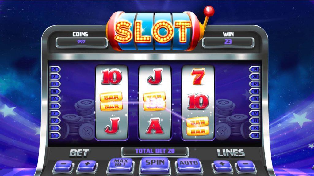Twenty First Century Slot Games