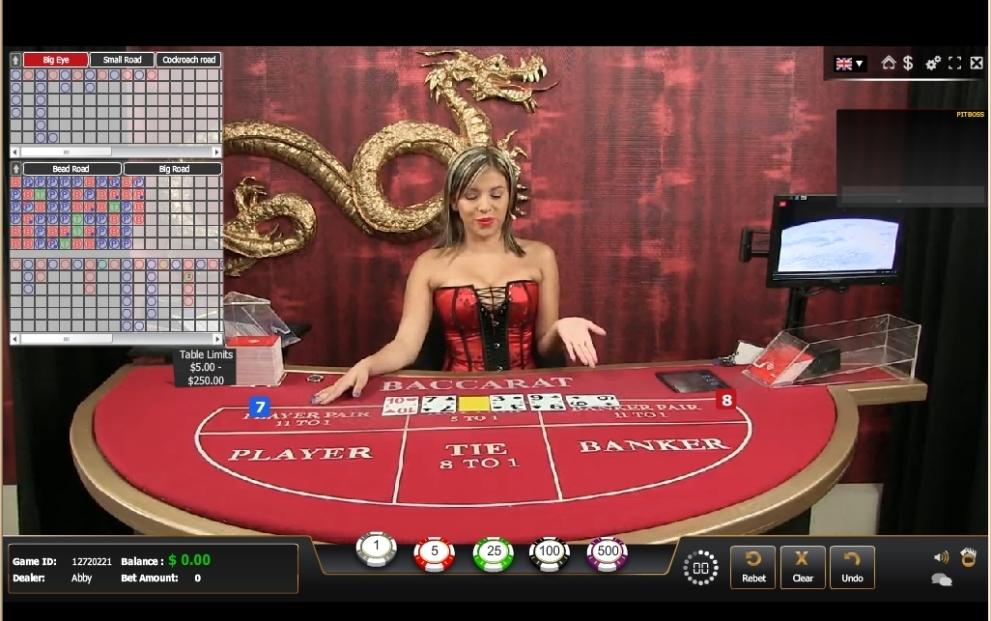 History of Casino Baccarat